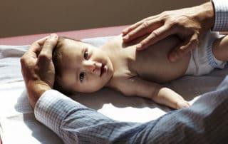 Osteopathie Praxis Norderstedt - Osteopathie bei Kleinkindern