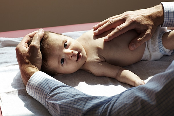 Physiotherapie Praxis Norderstedt - Osteopathie für Babys und Kinder bei Hamburg