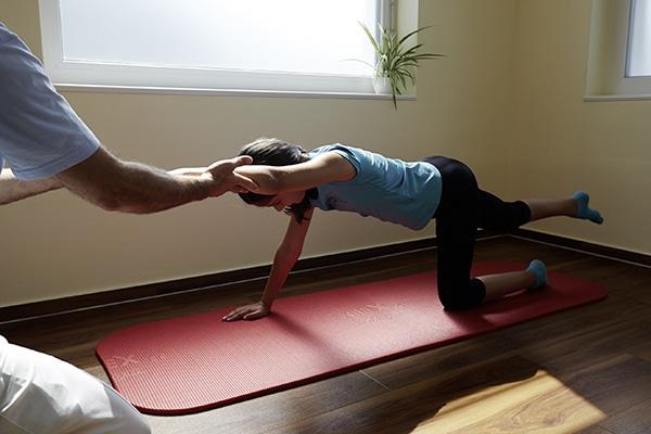 Physiotherapie Praxis Norderstedt - Behandlung