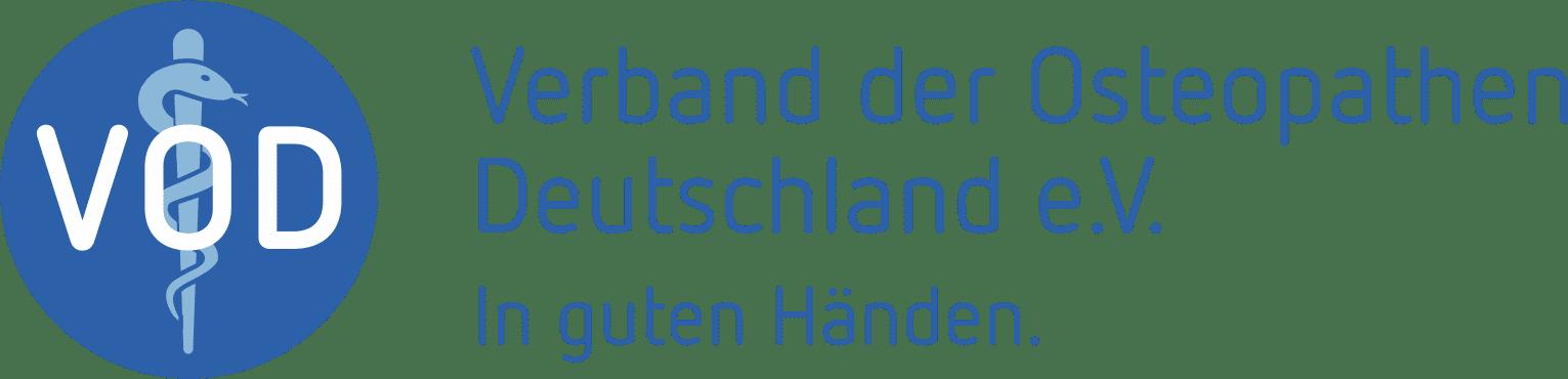 Mitglied im Verband der Osteopathen Deutschland e.V.